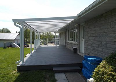 Deck Awning