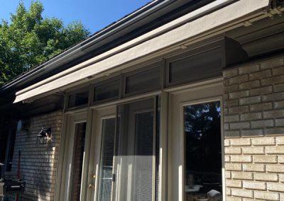 Awning House Window