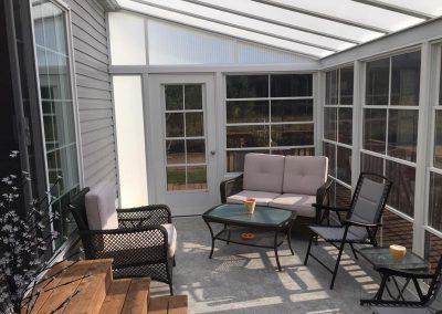 Deck Enclosure