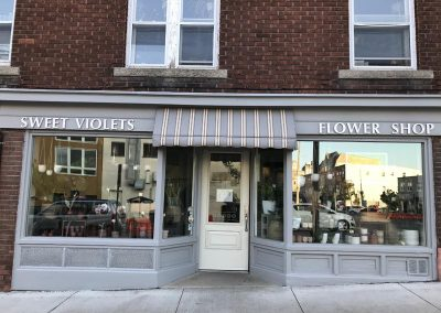 Store Front Awning