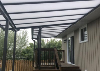 Deck Patio Cover